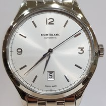 Montblanc Heritage Chronométrie Acero 40mm Plata Árabes España, Lugo