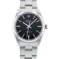 Rolex Air King Precision Acero 34mm Negro