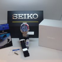 Seiko Steel 45mm Automatic SRPA21K1 PADI 200M + EXTRA SEIKO RESIN STRAP + SIZING TOOL new