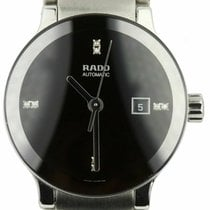 Rado pre-owned Automatic 28mm Black Sapphire Glass