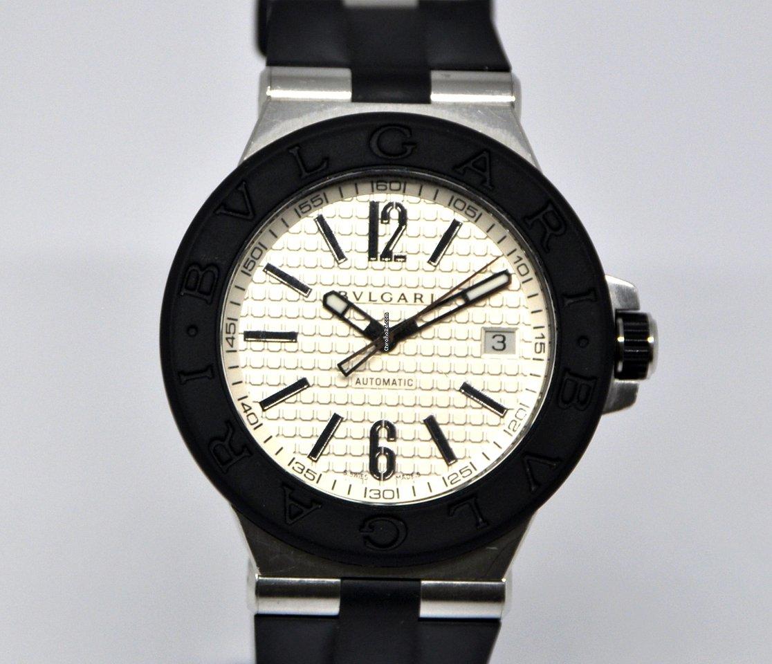 48271d4dc186 Relojes Bulgari - Precios de todos los relojes Bulgari en Chrono24