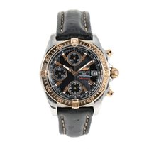 Breitling Chrono Galactic Steel 40mm Black