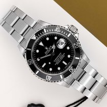 Rolex 16610 Staal 2007 Submariner Date 40mm tweedehands Nederland, Maastricht