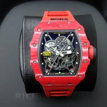 Richard Mille Carbon 49.9mm Atomat RM35-02 FQ folosit