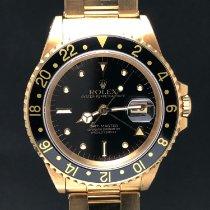 Rolex GMT-Master Yellow gold