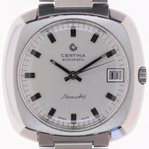Certina Steel 36.7mm Automatic 5801 213 new