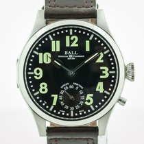 Ball Engineer Master II Acero 46mm Negro Arábigos