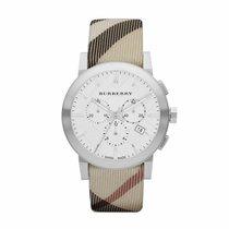 Burberry Steel Quartz Burberry Men's Watch BU9357 new