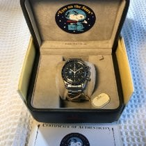 Omega Speedmaster Professional Moonwatch Steel 42mm Black No numerals United Kingdom, Frome