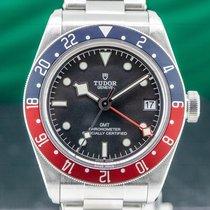Tudor Black Bay GMT Steel 41mm Black Arabic numerals United States of America, Massachusetts, Boston
