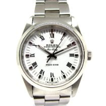 Rolex Air King Precision Acero 34mm Blanco España, Marbella