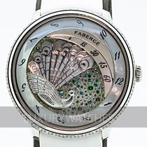 Fabergé Platinum 38mm Manual winding 1542/9 new