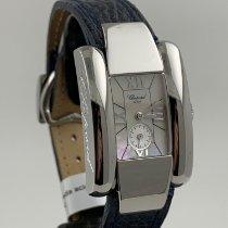 Chopard La Strada Steel 34mm Mother of pearl Roman numerals