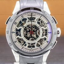 Perrelet Skeleton Chrono 43.5mm Arabic numerals United States of America, Massachusetts, Boston