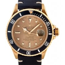 Rolex Submariner Date 16808 1988 pre-owned