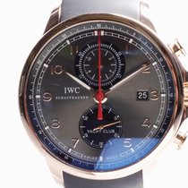 IWC Portuguese Yacht Club Chronograph IW390209 pre-owned