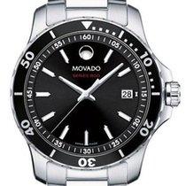 Movado Series 800 Acero 40mm Negro