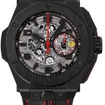 恒寶 (Hublot) Big Bang Ferrari  ALL Black limited edition