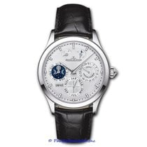 Jaeger-LeCoultre Master Eight Days Perpetual White gold 40mm Silver United States of America, California, Newport Beach