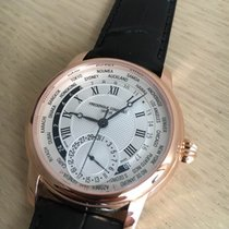 康思登 Manufacture Worldtimer