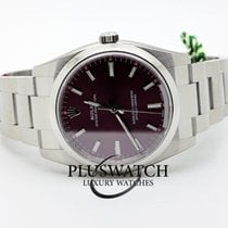 Rolex Oyster Perpetual 34 Stål 34mm