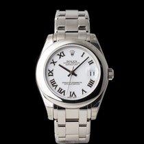 Rolex Lady-Datejust Pearlmaster 81209 2001 nuevo