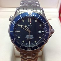 Omega Seamaster 300M 2537.80.00 - Bond 40th Ann Serviced By Omega