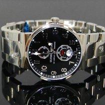 Ulysse Nardin 263-66-7/62 Maxi Marine Chronometer - Steel on...