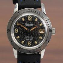 Bulova Snorkel 666 Vintage Diver's Watch first series