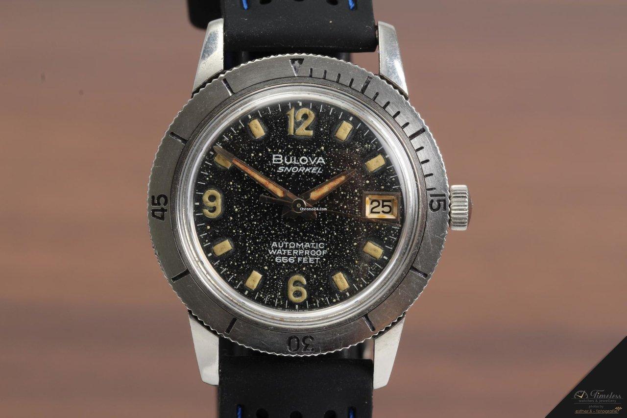 That can sale vintage bulova dive watch error