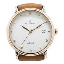 Blancpain 6223-3642 Villeret Ultra Slim 38mm in Rose Gold - on...