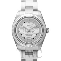 Rolex Oyster Perpetual 31 Silver