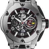 Hublot Big Bang Ferrari neu 2019 Automatik Chronograph Uhr mit Original-Box und Original-Papieren 402.NX.0123.WR