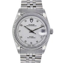 Tudor Prince Date Steel 34mm White United States of America, Florida, Boca Raton