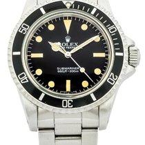 Rolex Submariner 5513 Maxi MK5 1983