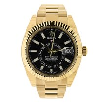 Rolex Sky-Dweller new 42mm Yellow gold