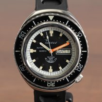 Squale Steel 44mm Automatic 2002 pre-owned