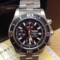 Breitling Superocean Chronograph - Box & Papers 2015