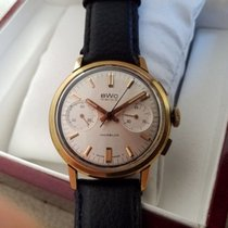BWC-Swiss Or/Acier 36mm Remontage manuel occasion