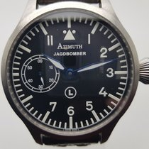 Azimuth Steel 47mm Automatic Jagdbomber pre-owned