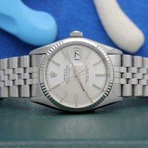 Rolex Datejust Acier 36mm Sans chiffres