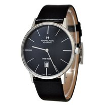 Hamilton Intra-Matic H38755731 HAMILTON AMERICAN CLASSIC Acciaio Nero 42mm nov