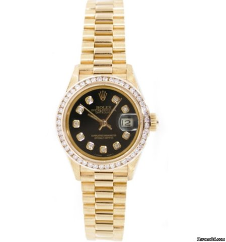 e3f0c099ce5 Rolex Oyster Perpetual Datejust Diamond Bezel for $7,300 for sale from a  Seller on Chrono24
