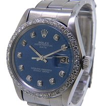 Rolex Oyster Perpetual Date Steel 36mm Blue United States of America, Florida, Miami
