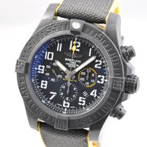 Breitling Avenger Hurricane 50mm Black Arabic numerals United States of America, Ohio, Mason