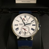 Ulysse Nardin Chronometer 43mm Automatic 2018 new White