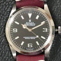 Rolex 36mm Automatic 2011 pre-owned Explorer Black