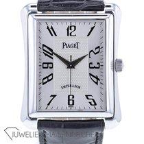 36384818e1a Piaget Emperador Ouro branco - Todos os preços de relógios Piaget ...