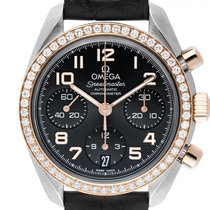 Omega Speedmaster Ladies Chronograph 324.28.38.40.06.001 2015 pre-owned