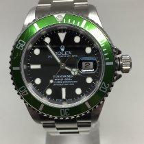 Rolex Submariner Date occasion 40mm Acier